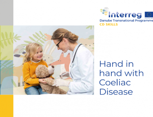 CD SKILLS – Improving celiac disease management in the Danube region by raising the awareness, improving the knowledge, and developing better skills