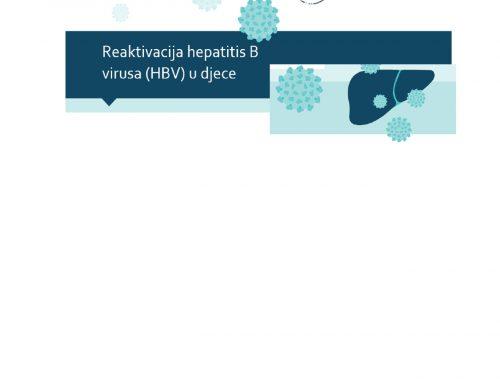 Reaktivacija hepatitis B virusa (HBV) u djece – ESPGHAN preporuke